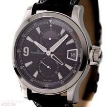 Jaeger-LeCoultre Compressor GMT Ref-1738471 Stainless Steel...