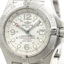 Breitling Polished Breitling Superocean Steelfish Steel...