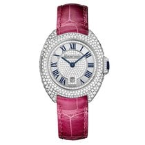 Cartier Cle Automatic Ladies Watch Ref WJCL0017