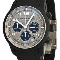 Porsche Design Dashboard Chrono Automatic Titanium Mens Watch...