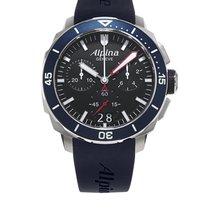 Alpina Seastrong Collection Diver 300 Chrono Quartz AL-372LBN4V6