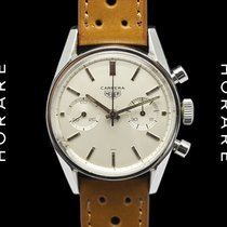 Heuer Carrera 3647S First Execution - 1960s