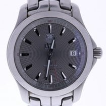 TAG Heuer Link Tiger Woods Limited Edition Mens Watch Wjf2113...
