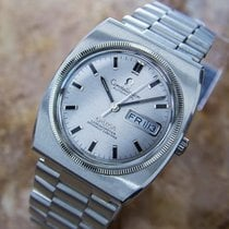 Omega Constellation Automatic Stainless Steel Mens 1970s Dress...