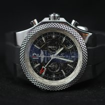 Breitling For Bently GMT Chronograph Steel