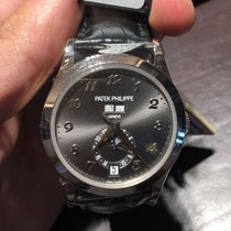 Patek Philippe 5396G-014 Complications Charcoal Dial Gray...