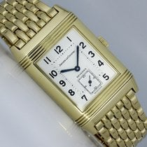 Jaeger-LeCoultre Reverso Grand Taille mit Goldband