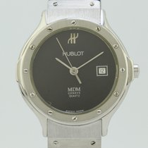 Hublot MDM Classic Quartz Steel Lady