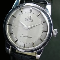 Omega Seamaster 501 Automatic Silver Dial Steel Mens Vintage...