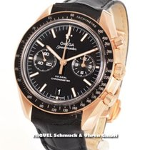 Omega Speedmaster Moonwatch Co-Axial Chronograph - 750er Gold