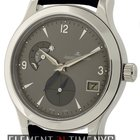 Jaeger-LeCoultre Master Control Hometime Grey Dial Special...