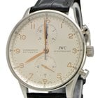 IWC Portuguese Schauffhausen Chronograph Full Package