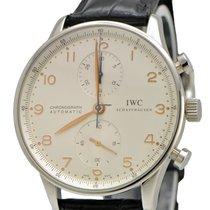 IWC Portuguese Schauffhausen Chronograph Full Package