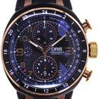 Oris Mans Automatic Wristwatch Chronograph TT3 Bicolor 2nd...