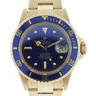 Rolex Submariner 1680  18k  Gold Watch
