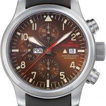 Fortis B-42 Aeromaster Dawn 656.10.18.K Herrenchronograph Sehr...