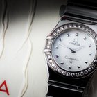 Omega Constellation My Choice mini 30 diamonds/mother of pear
