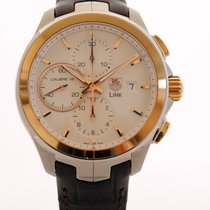TAG Heuer Link Men's Automatic Chronograph 43mm