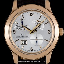 Jaeger-LeCoultre 18k Rose Gold Master Control 8 Days B&P...