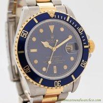 Rolex Blue Submariner Ref. 16803