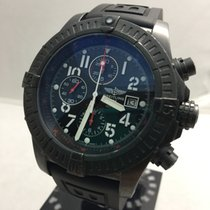 Breitling Super Avenger Blacksteel Limited Edition 48mm