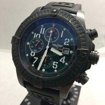 Breitling Super Avenger Blacksteel Limited Edition 48mm