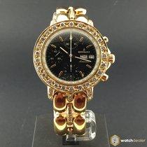 Bertolucci Pulchra 18K Yellow Gold Diamonds