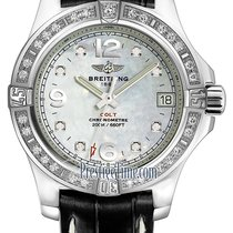 Breitling Colt Lady 33mm a7738853/a769/777p