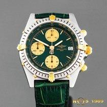 Breitling Chronomat Chronograph  S.Steel&Gold
