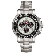 Swiss Military Watch Navy Diver 500 Chronograph 2465