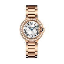 Cartier Ballon Bleu Quartz Ladies Watch Ref WJBB0015