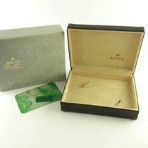 Rolex Cellini Box 49.00.08 Mit Umkarton Hang Tag &...