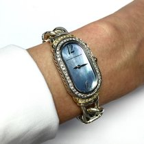 David Yurman .925 Sterling Silver, Gp & Ss Ladies Watch W...