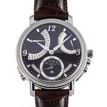 Maurice Lacroix Masterpiece 43 Moonphase Power Reserve