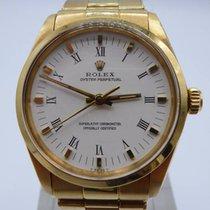 Rolex Oyster Perpetual Oro Amarillo