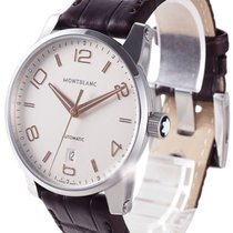 Montblanc 110340 TimeWalker Date Automatic Men's Brown...