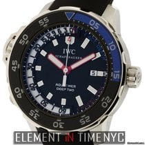 IWC Aquatimer Collection Aquatimer Deep Two Stainless Steel