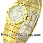 Chopard St. Moritz Lady''s Small Size - Yellow Gold on...