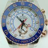 Rolex Yachtmaster II Regatta, Rose Gold/Steel  116681