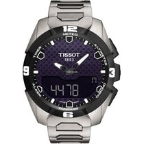 Tissot T-Touch Expert Solar Brazalete Titanio