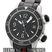 Jaeger-LeCoultre Master Compressor Navy Seals Diving Alarm...