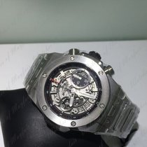 Hublot Big Bang Unico Titanium Bracelet 45mm