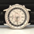 Breitling Montbrilliant 100 Ans D'Aviation Ouro Branco...