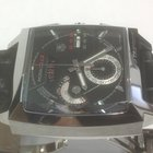 TAG Heuer Monaco LS Linear ref.Cal 2110 stainless steel