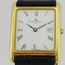 Baume & Mercier 18K GOLD VINTAGE 17342