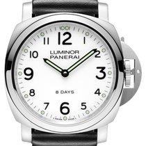 Panerai PAM00561 Luminor Base Steel Men's Watch