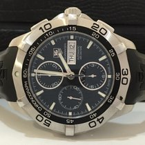TAG Heuer Aquaracer Day-date Chrono Automatico 43mm Completo