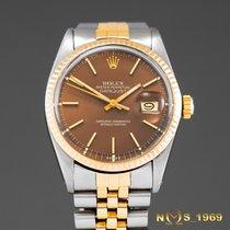롤렉스 (Rolex) Datejust 18K Gold & S.Steel Automatic 36 mm...