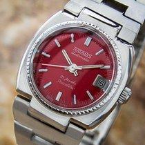 Tugaris Watch Vintage 21 Jewels Automatic Original Swiss Lady...