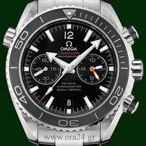 Omega Seamaster Planet Ocean 45mm CoAxial Chronograph Ceramic...